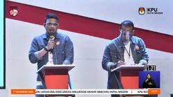 Survei SMRC: Bobby-Aulia Unggul 54%, Akhyar-Salman 31,7%