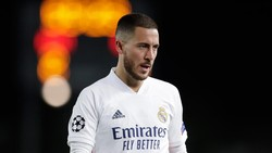 Sudahlah, Eden Hazard... Balik Lagi Saja ke Chelsea