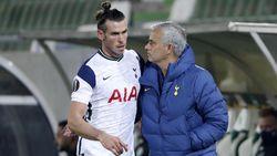 Mourinho Was-was Bale Dilatih Staf Arsenal di Timnas Wales
