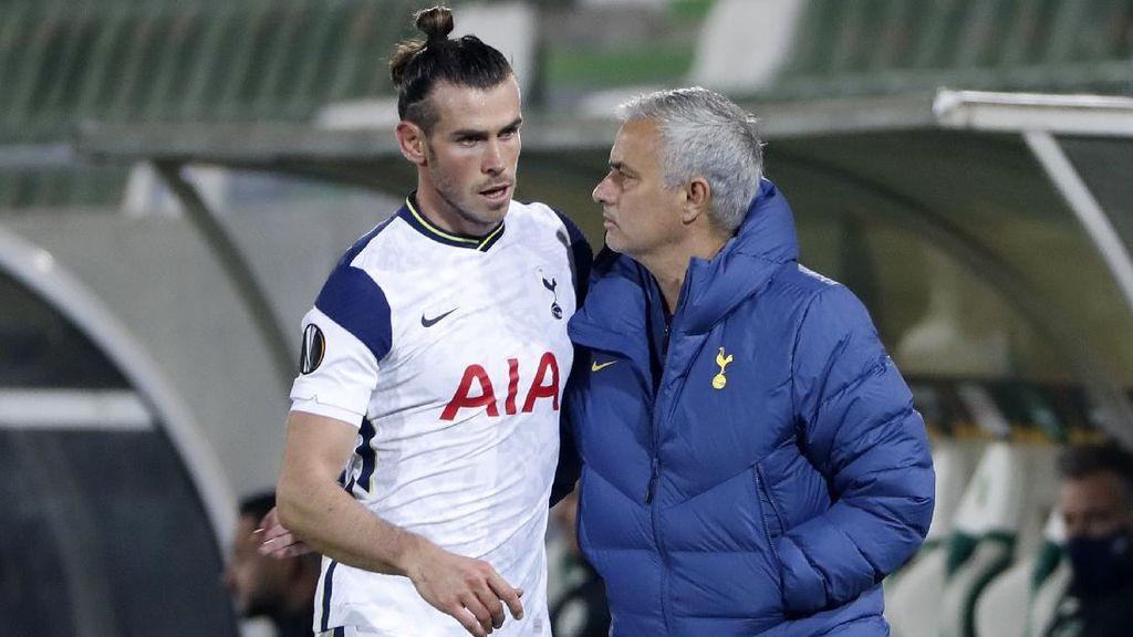 Bale Gemilang, Mourinho pun Senang