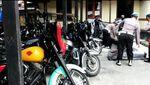 Ini Moge dan Tersangka Kasus Pengeroyok TNI di Bukittinggi