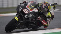 Johann Zarco Tercepat di FP2 MotoGP Portugal