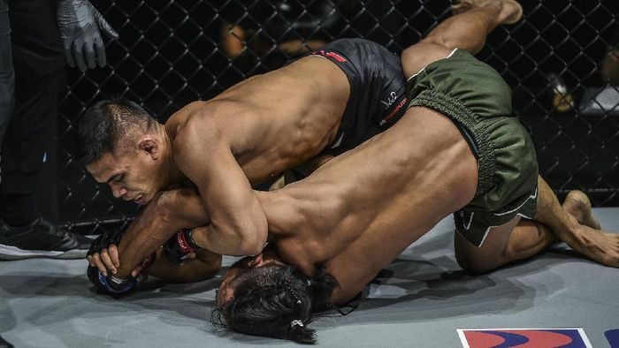 ONE Championship: ONE: INSIDE THE MATRIX II