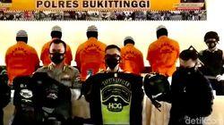 Berkas Lengkap, 4 Tersangka Anggota Moge Keroyok TNI Segera Disidang