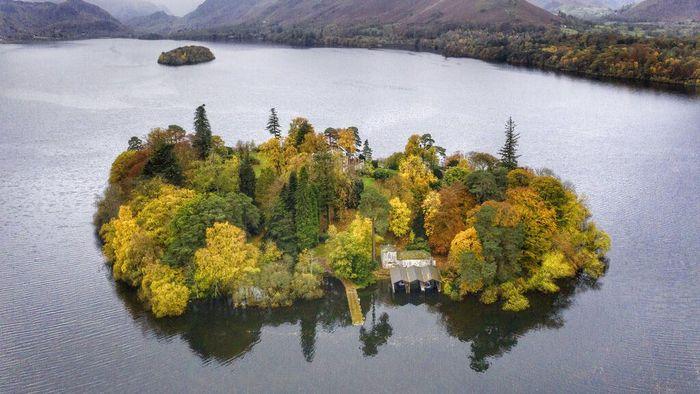 Pepohonan yang berubah warna akibat musim gugur tengah terjadi di sebagian besar negara, termasuk Inggris. Keindahannya tentu tidak bisa dilewatkan.