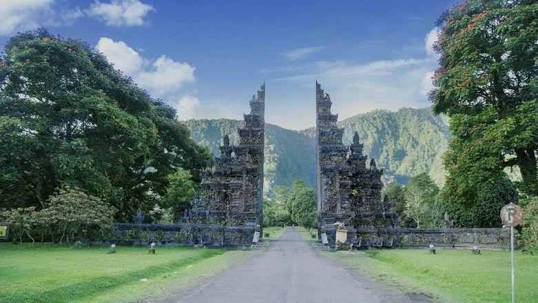 Gerbang Handara, Buleleng, Bali