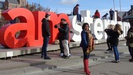Belum Sah ke Amsterdam, Kalau Belum Foto di Sini