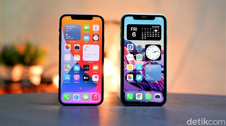 iPhone 12 vs iPhone 11