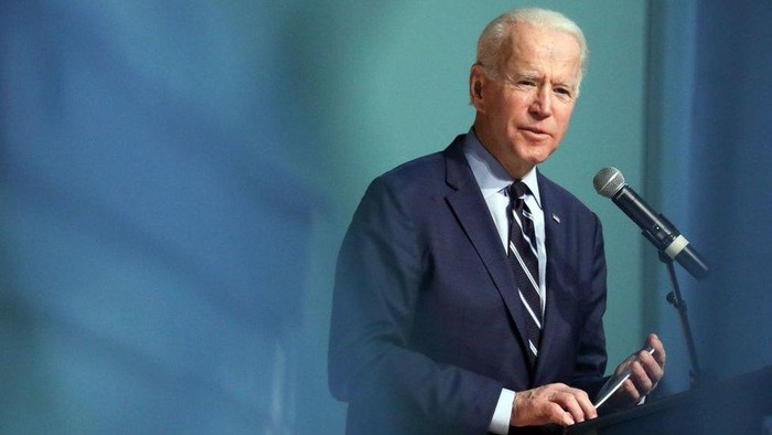 Joe Biden: Perjalanan panjang menuju Gedung Putih, dua kali mencoba dan dirundung tragedi keluarga