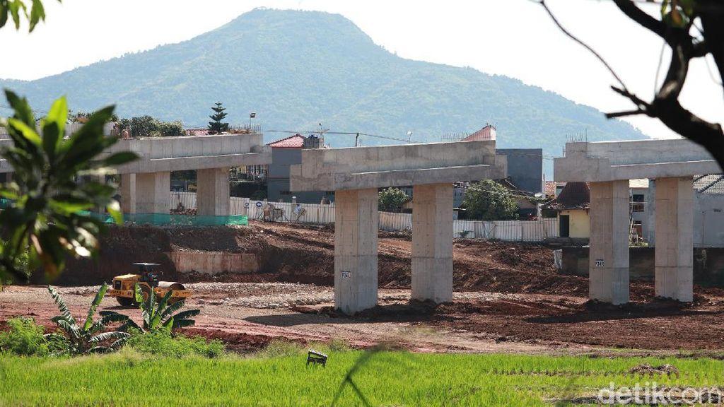 Konstruksi Tol Cisumdawu Dikebut Kelar Tahun Ini
