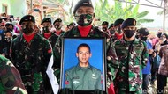Isyarat Saudara Kembar Pratu Firdaus yang Gugur Ditembak KKB Papua