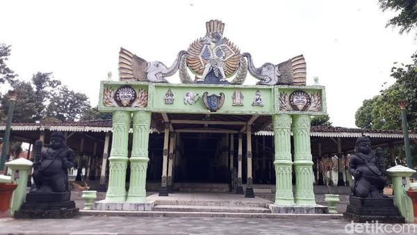 Museum Wayang Kekayon berlokasi di Jl Jogja-Wonosari KM 7, Kalangan, Baturetno, Banguntapan, Kabupaten Bantul, Daerah Istimewa Yogyakarta. Jarak dari pusat kota Yogya kurang lebih 6 kilometer atau perjalanan memakan waktu sekitar 15 menit. (Kristina/detikcom)