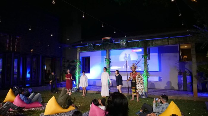 Pembukaan Indonesian Dance Festival (IDF) 2020