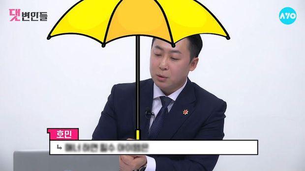 Pengawal pribadi artis-artis Korea.