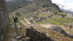 Machu Picchu Ternyata Lebih Tua dari Perkiraan Sebelumnya
