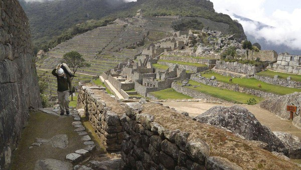 Machu Picchu sebelumnya pernah ditutup pada tahun 2010 ketika hujan lebat dan berkepanjangan.