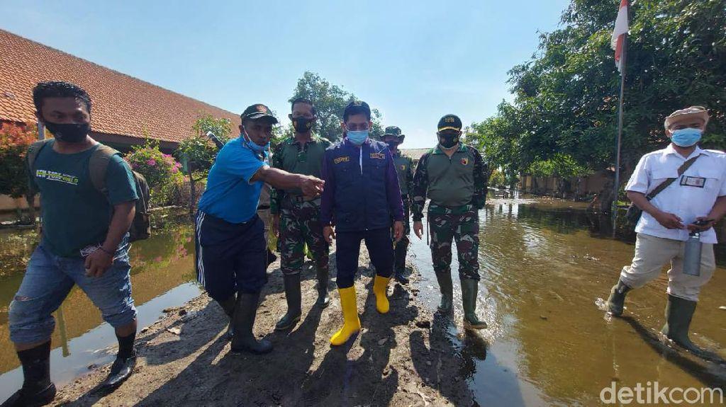 Atasi Banjir Jangka Panjang, Pj Bupati Sidoarjo Berencana Bangun Waduk