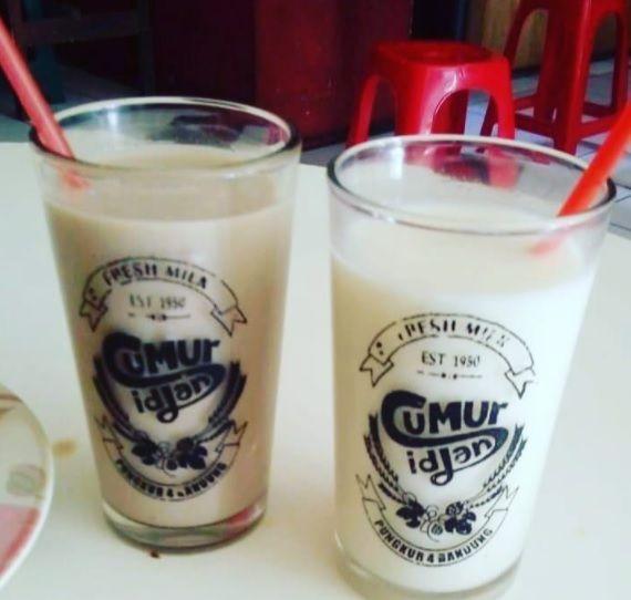 Susu Enak di Bandung