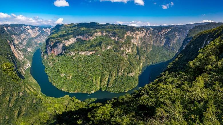 Taman Nasional Sumidero Canyon