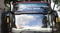 Asyik, Bali Sudah Uji Coba Bus Listrik Gratis!