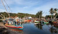 Cagar alam ini memiliki beragam ekosistem termasuk pulau-pulau kecil, ekosistem laut, hutan hujan tropis dataran rendah dan pegunungan. Sebagian besar penghuni cagar biosfer hidup dari pertanian tradisional dan perikanan.
