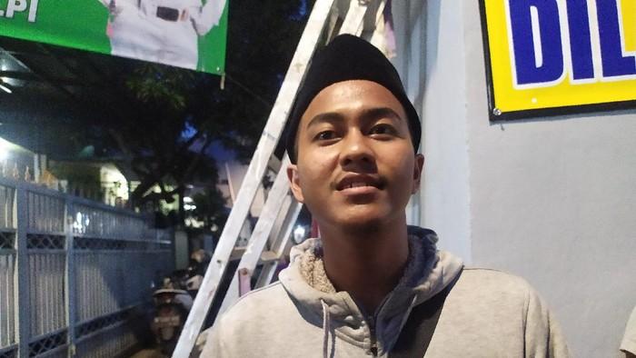 Cerita Santri Asal Purwakarta Datang ke Petamburan Demi Temui Habib Rizieq