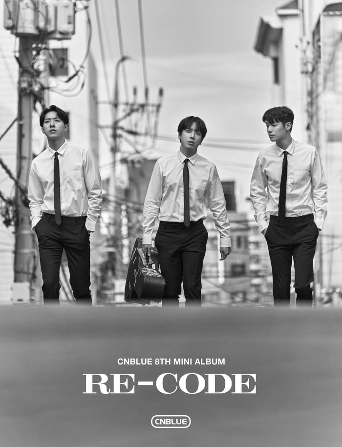 CNBLUE comeback bertiga
