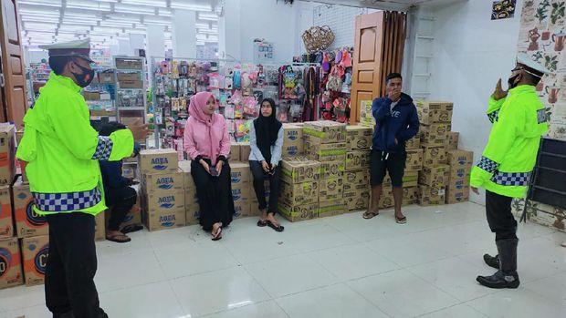 Ditlantas Polda Aceh tindak 1.875 pelanggar lalu lintas selama Operasi Zebra (dok Ditlantas Polda Aceh)