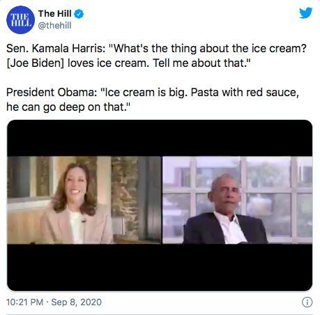 Dua Makanan Favorit Joe Biden Ini Diungkap Barack Obama