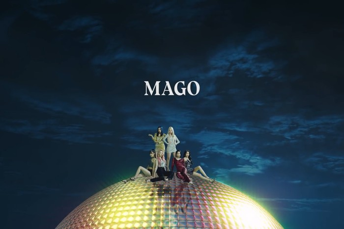 GFRIEND Makin Dewasa dan Seksi di MV MAGO