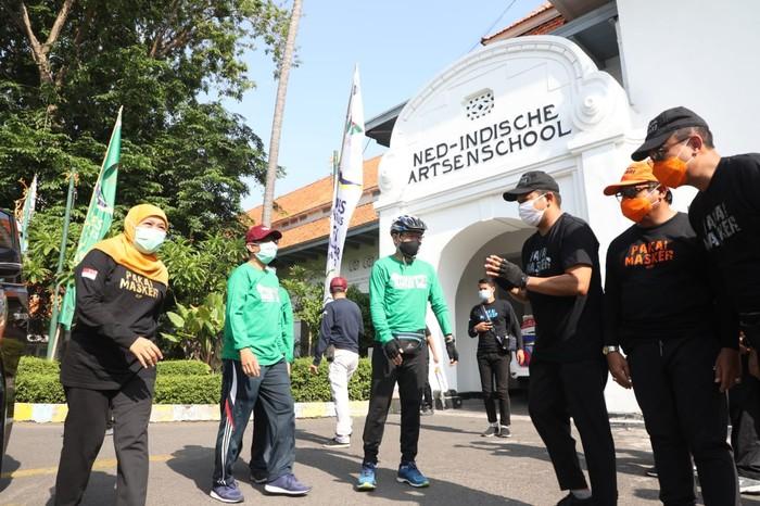 Gubernur Jawa Timur Khofifah Indar Parawansa meyakini kasus aktif di Jawa Timur akan terus menurun dengan upaya terus menurunkan pertambahan kasus baru dan peningkatan kasus sembuh.