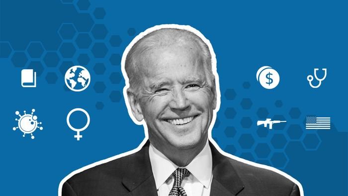 Joe Biden dan isu-isu kontroversial, bagaimana strateginya menangani pandemi Covid-19 hingga masalah ras dan imigran?