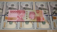 RI Pelan-pelan Mulai Ghosting Dolar AS, Biaya Kirim Uang Jadi Murah?