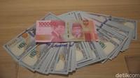 Go Rupiah Go! Dolar AS Lengser dari Level Rp 14.500