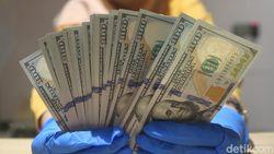 Dolar AS Menguat, Dekati Level Rp 14.100