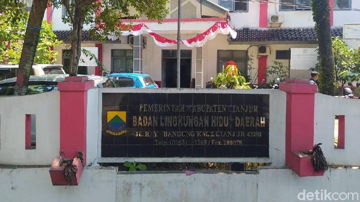 Kantor DLH Cianjur