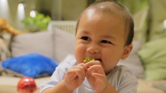 Kiano, putra pertama Paula Verhoeven dan Baim Wong