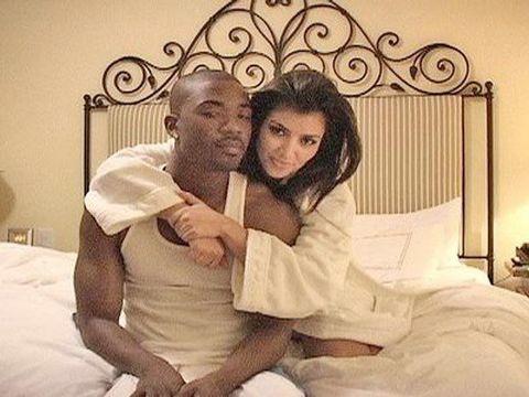 Kim Kardashian dan Ray J