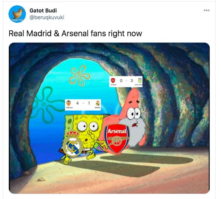 Meme Real Madrid