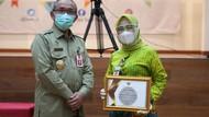 Jateng Terima Penghargaan Instansi Pemda Terbaik dari BSSN