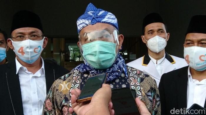 Presiden PKS Ahmad Syaikhu (M Iqbal/detikcom)