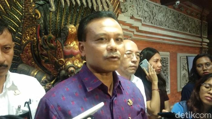 Sekertaris Daerah Provinsi Bali Dewa Made Indra