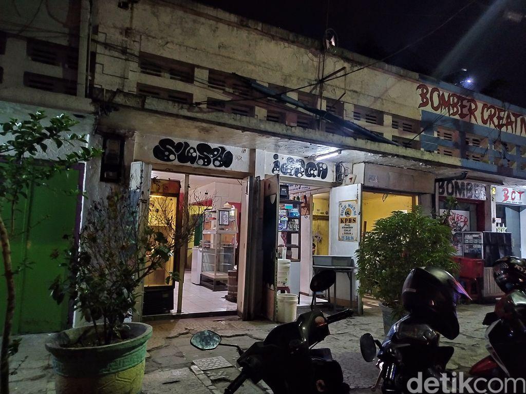 Slruup! Gurihnya Susu Murni Ijan yang Eksis 70 Tahun di Bandung
