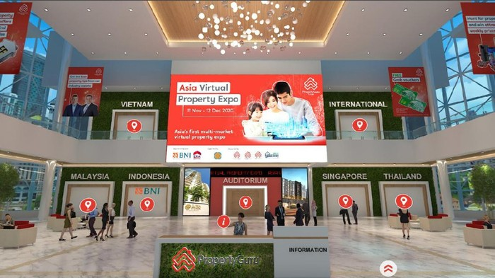 Asia Virtual Property Expo