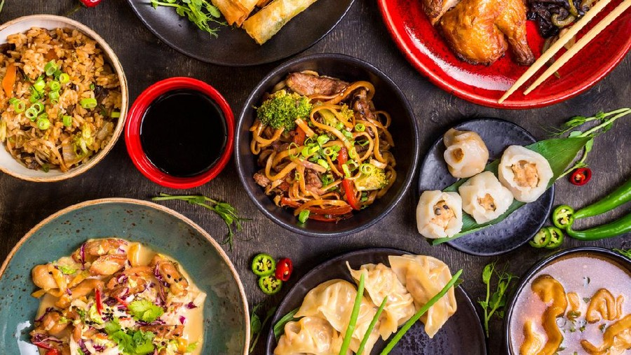 Kuliner China Kontemporer