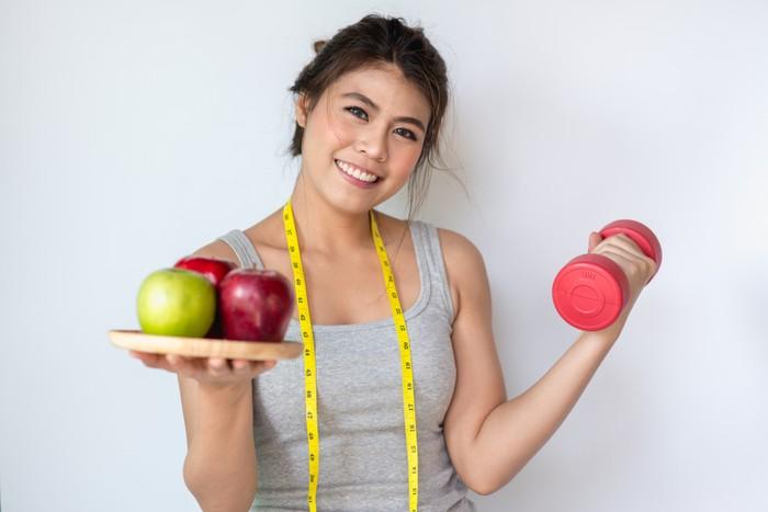 7 Cara Menurunkan Berat Badan Secara Alami dan Cepat