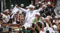 RS UMMI Bogor Ungkap Keluhan Habib Rizieq Saat Dirawat: Lemas, Kecapekan