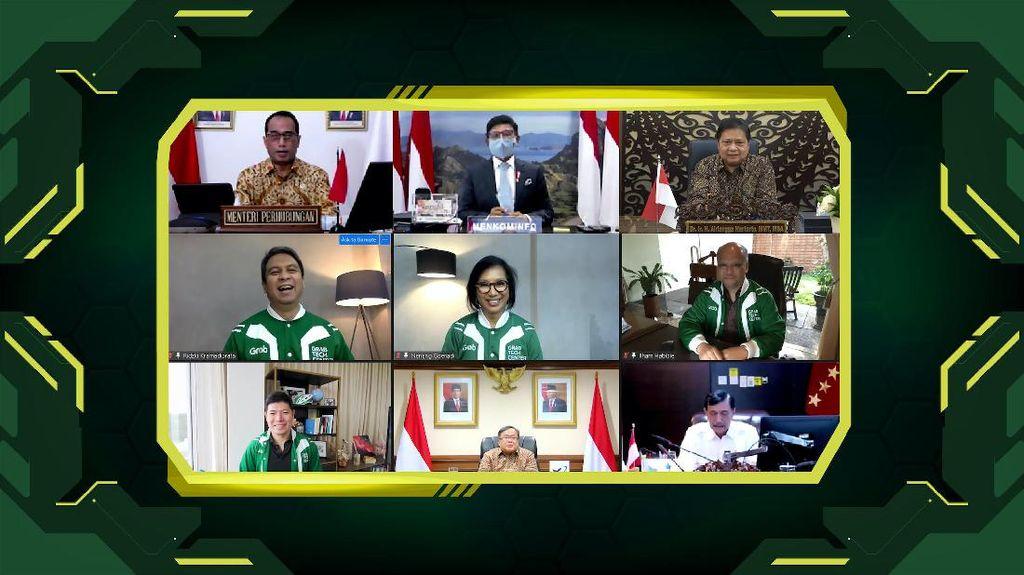 Tech Center, Cara Grab Genjot Digitalisasi UMKM Indonesia