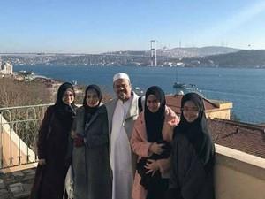 Termasuk Najwa Shihab, Inilah Foto Anak-anak Perempuan Habib Rizieq