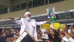 Sorotan Terbilang untuk Habib Rizieq yang Pulang RS via Pintu Belakang